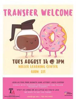 Transfer Welcome Event At The MLC