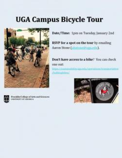 Campus Bike Tour